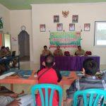 Pelatihan Bumdes Desa Inggis Kec. Mukok