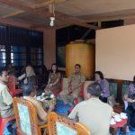 Rapat Persiapan Sarasehan Lansia Kabupaten Sanggau Tahun 2019