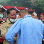 Ini Pesan Bupati Sanggau kepada Mahasiswa Politeknik Negeri Pontianak di Kab.Sanggau