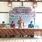 Sosialisasi Program Kegiatan Desa dan Kelurahan Fokus Kab. Sanggau Tahun 2019 di Desa Sansat Kec. Toba