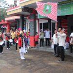 Pawai Ta'ruf dalam rangkan Meriahkan Tahun baru Islam di Kabupaten Sanggau Meriah