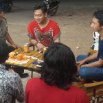 Brigadir Agus Ariyanto Himbau Jauhi Narkoba Kepada Sekelompok Pemuda yang Disambangi