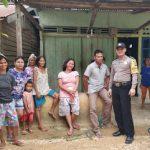 Temui Warga Desa Binaan, Anggota Bhabinkamtibmas Polsek Jangkang Beri Himbauan Kamtibmas