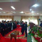 Ketua PN Sanggau Pimpin Pengucapan Sumpah Janji Anggota DPRD Sekadau