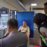 Syukuran Hari Lalu Lintas Bhayangkara ke-64, Bupati dan Wabup Sanggau Perdana Perekaman Smart SIM