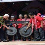 Uskup Keuskupan Sanggau Buka Kegiatan BKSN dan Pesparani 2019 Kabupaten Sekadau