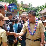 Bupati Sanggau : Wujudkan Desa Yang Maju dan Mandiri
