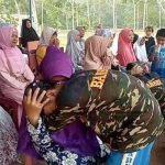 GP Ansor Sanggau Tutup Diklatsar Banser ke-6 di Ponpes Darul Hidayah