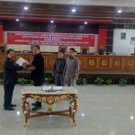 Empat Raperda Inisiatif DPRD Sanggau Disetujui, Ini Harapan Wabup Yohanes Ontot