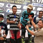 Kapolres Sanggau Raih Juara 1 dalam Kejuaraan Gastrack Kelas Bergengsi Special Engine