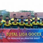 Tim U14 Kodim Sanggau Raih Runner Up Dalam Liga Gocex Tingkat Provinsi Kalbar
