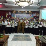 DIKLAT ASPEK HUKUM KONTRAK DILINGKUNGAN PEMERINTAH KABUPATEN SANGGAU TAHUN 2019