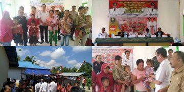 Dinas Perumahan Cipta Karya Tata Ruang dan Pertanahan Kabupaten Sanggau Sebagai Koordinator Desa Fokus Selampung Jangkang