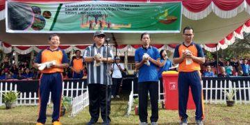 Pelepasan Burung Merpati Tandai Pembukaan Hari St Fransiskus Asisi: YPHB Sanggau 2019