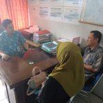 Koordinasi dan Konsultasi Mengenai Angkutan Antar Kota Dalam Provinsi (AKDP) ke Dishub Prov.Kalbar
