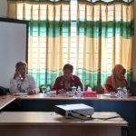 Monitoring dan Pembinaan Profil Desa Secara Online tahun 2019