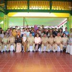 Pisah Sambut Kadis Lingkungan Hidup Kabupaten Sanggau