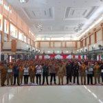 Raker Kades, BPD dan Lurah SeKabupaten Sanggau Tahun 2019