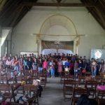 Sosialisasi tentang Akta Perkawinan dan Akta Kelahiran di Paroki Batang Tarang Kec. Balai