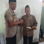Kapolres Sanggau, Perwira Staf dan Anggota Sambang Duka di Jalan Riam