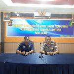 Anggota Polres Sanggau Mendapatkan Vaksin Hepatitis B