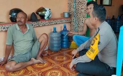 Melaksanakan DDS Brigadir Billy Deskara Himbau Maraknya Penyebaran Berita Hoax