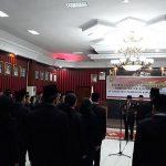 Bupati Sanggau Lantik Pejabat Pimpinan Tinggi Pratama, Administrator, dan Pengawas