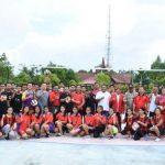 75 Tim Meriahkan Turnamen Voly Ball PDKS Cup Tayan Hilir