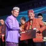 Kabupaten Sanggau Terima Anugerah Kebudayaan dan Maestro Seni Tradisi Tahun 2019 dari Kemendikbud