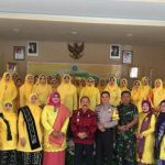 Wabup Hadiri Pengukuhan Dewan Pengurus Majelis Perempuan Melayu Kabupaten Sanggau