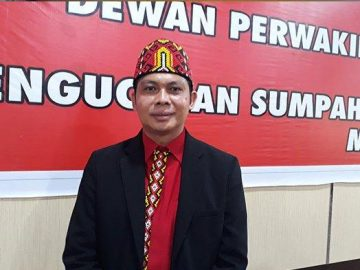 Yeremias Marsilinus, Sosok Ketua Sementara DPRD Kabupaten Sanggau