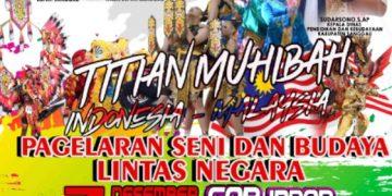 Even Budaya Titian Muhibah Indonesia Dan Malaysia