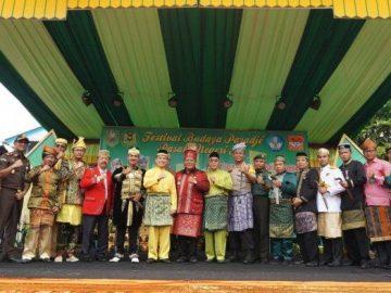 Festival Budaya Paradje Pasaka Negeri XI di Sanggau 2019