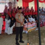 Polres Sanggau Laksanakan Kegiatan Sholawat On The Road Memperingati Maulid Nabi Muhammad SAW