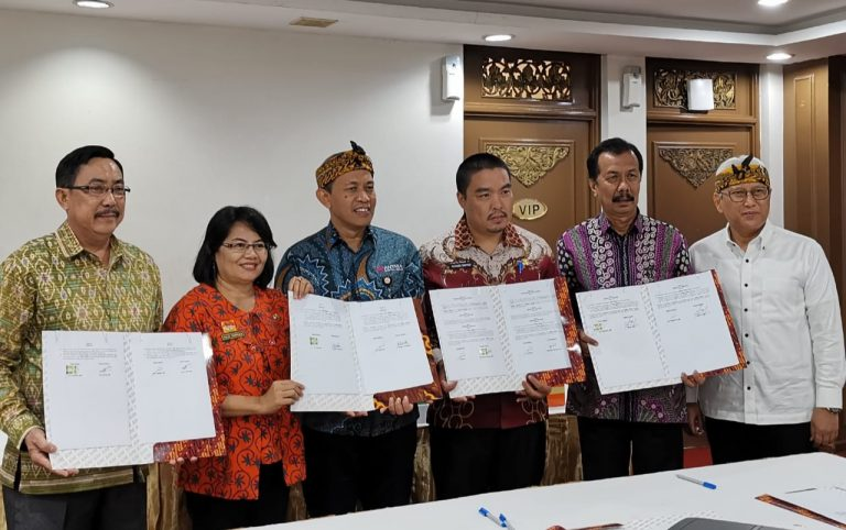 Meningkatkan Publikasi, Pemkab Sanggau Jalin Kerjasama Dengan ANTARA