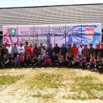 Buka Turnamen Sumpit, Bupati Minta Segera Bentuk Pengurus FORMI Di Kabupaten Sanggau