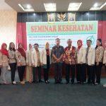 Pengurus DPC PATELKI Sanggau Periode 2019-2023 Resmi di Lantik Oleh Ketua DPW PATELKI Kalbar