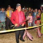 Pagelaran Wayang Kulit Dan Campur Sari Kabupaten Sanggau 2019
