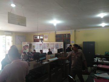 Pelayanan di Kantor Disdukcapil Sanggau 1 Hari Sebelum Penutupan Berkas Pendaftaran CPNS Tahun 2019