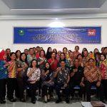 Rakor Pokjanal Posyandu Kabupaten Sanggau Tahun 2019