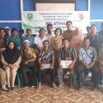 Sosialisasi ADMINDUK di Desa Pedalaman Kecamatan Tayan Hilir oLeh Disdukcapil Sanggau