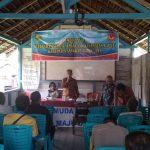 Sosialisasi Adminduk dalam Rangka Pembinaan Rukun Tangga (RT) di Desa Sungai Sengkuang Kecamatan Kapuas