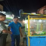 Bhabinkamtibmas Melaksanakan kegiatan Patroli Bepadah
