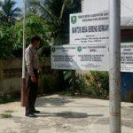 Patroli Dialogis Di kantor Desa Untuk Menciptakan Situasi Kamtibmas Yang Kondusif