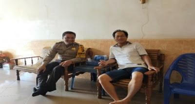 Brigpol Indra Rudy Hartono Sambangi Warga di Desa Binaan