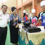 Digelar Lomba Chef Junior Tingkat Provinsi Kalbar di Kabupaten Sanggau