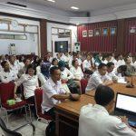 Pj.Sekda Sanggau: Diharapkan Dapat Meningkatkan Kualitas Penerapan SAKIP di Lingkungan Pemkab Sanggau
