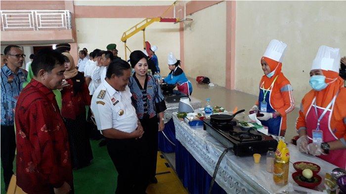 Chef Junior Asal Jangkang Juarai Lomba Masak Ikan