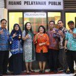 Kadis Kominfo Sanggau Terima Visitasi Tim KI Kalbar