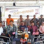 KPU Sanggau Apresiasi Media Massa Mampu Bersinergi Ciptakan Pemilu Damai